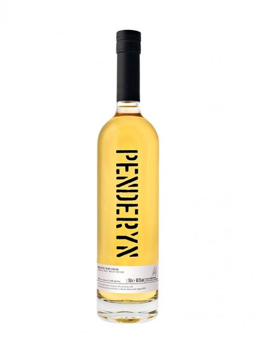 La bouteille de Penderyn Moscatel